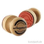 Holz-Stempel - selbstgemacht - 3 cm Durchmesser