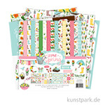 I Love Spring Collection - Collection Kit, 30,5 x 30,5 cm