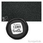 IZINK Pigment Textil Stempelkissen 7 cm | Khol