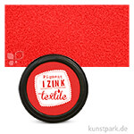 IZINK Pigment Textil Stempelkissen 7 cm | Santal