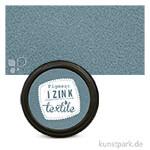 IZINK Pigment Textil Stempelkissen 7 cm | Stone
