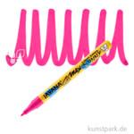 JAVANA Texi Mäx SUNNY fine - Stoffmalstift 1-2 mm Stift | Pink