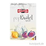Koh-I-Noor - Pop Pastel, 20 Blatt, 5 Farben, 220g