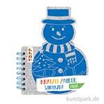 Kratzelzauber Color Winterzeit, TOPP