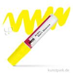 KREUL Acryl Matt Marker 15 mm Einzelstift | Gelb