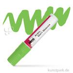 KREUL Acryl Matt Marker 15 mm Einzelstift | Grün