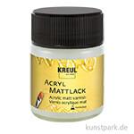 KREUL Acryl-Mattlack auf Kunstharzbasis 50 ml