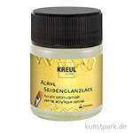 KREUL Acryl-Seidenglanzlack auf Kunstharzbasis 50 ml