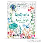Künstlerisches für Aquarellstifte, Christophorus Verlag