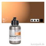 Lascaux STUDIO Bronzefarben 85 ml Flasche | 994 Kupfer
