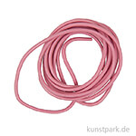 Lederband - Pink, 1,5mm x 1m