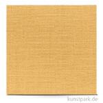 Leinenstruktur - Scrapbookingpapier, 216 g 30,5 x 30,5 cm   Karamell