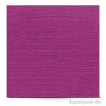 Leinenstruktur - Scrapbookingpapier, 216 g 30,5 x 30,5 cm   Purple velvet