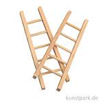 Leiter aus Holz, Größe 10x3,5 cm, 6 Stück
