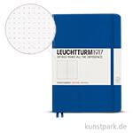 Leuchtturm Notizbuch Hardcover - Königsblau - Dotted
