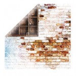 Life In Color - Scrapbookingpapier 190 g | Bricks