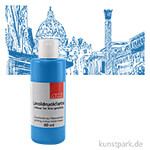 Linoldruckfarbe Basic 80ml | blau