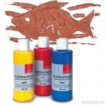 Linoldruckfarbe Basic 80ml | braun