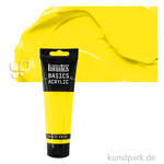 Liquitex BASIC Acrylfarben 118 ml Tube | 161 Kadmiumgelb mittel
