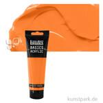 Liquitex BASIC Acrylfarben 118 ml Tube | 720 Kadmiumorange