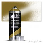 Liquitex Spray Paint - Farbspray 400 ml | 0237 Irisierendes Antik Gold