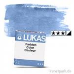Lukas 1862 Aquarellfarben 1/2 Napf | 1133 Pariserblau