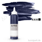 LukasCryl STUDIO Acrylfarbe 250 ml Flasche | 4722 Indigo