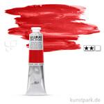 LukasCryl STUDIO Acrylfarbe 75 ml Tube   4674 Kadmiumrot dunkel