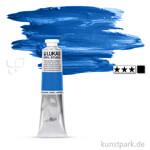 LukasCryl STUDIO Acrylfarbe 75 ml Tube | 4720 Cyan Primärblau