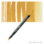 Lyra Aqua-Brush DUO Faserstifte Einzelstift | Goldocker