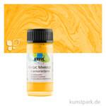 MAGIC MARBLE Marmorierfarbe 20 ml   Sonnengelb