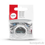 Magic-Stretch Gummifaden - Kristall 0,5 mm - 5 Meter