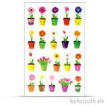 Maildor Cooky Sticker - Blume