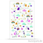 Maildor Cooky Sticker - Einhörner