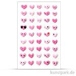 Maildor Cooky Sticker - Emoticon Herz