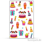 Maildor Cooky Sticker - Geburtstag