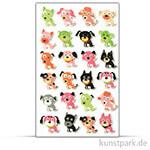 Maildor Cooky Sticker - Hunde