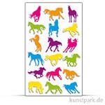 Maildor Cooky Sticker - Pferde