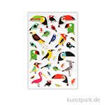 Maildor Cooky Sticker - Trop Vögel