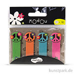 Maildor Modou Marker 4x20 Blatt - Peace & Love