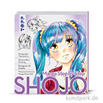 Manga Step by Step Shojo, TOPP