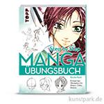 Manga Step by Step Übungsbuch, TOPP