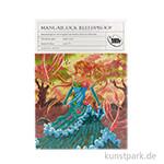 Mangablock Bleedproof, 50 Blatt, 70 g DIN A4