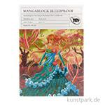 Mangablock Bleedproof, 50 Blatt, 70 g