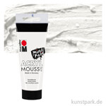Marabu Mixed Media Acryl MOUSSE 100 ml | Weiß