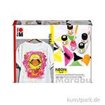 Marabu Textil Neon Set