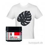 Marabu Textil Print 100 ml | Schwarz