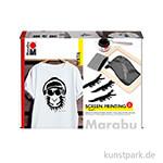 Marabu Textil Screen Printing Set