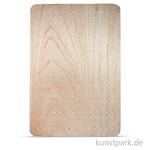 MDF Board furniert - Pin & Peg, mit Aufhänger, groß