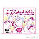 Mein einhorntastisches Freundebuch, Edition Fischer